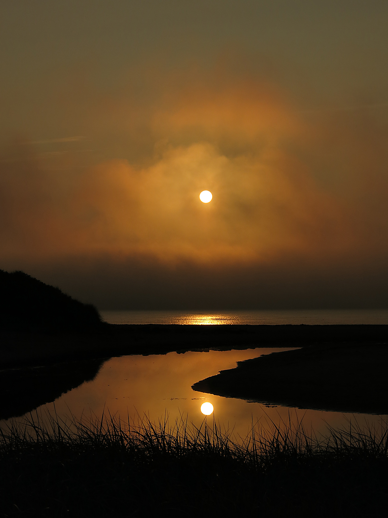 Sea fret Sunrise